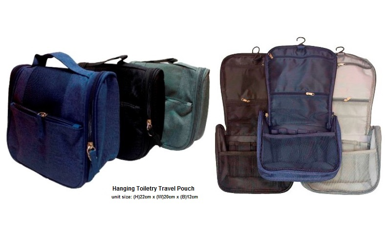 Toiletry Travel Pouch