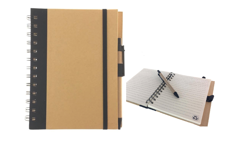 Notebook with Pen-10