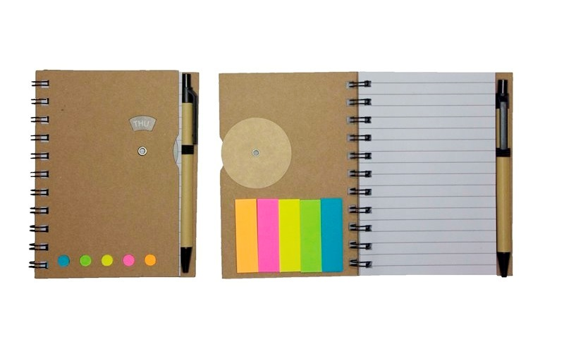 Notebook with Pen-85